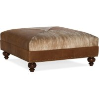 Bradington Young Juno Cocktail Ottoman 345-OT Product Image