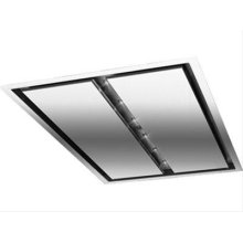 CIRRUS - CC34IQSB - Brushed Stainless Steel Ceiling Mounted Range Hood