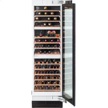 KWT 1603 Vi MasterCool wine storage unit incl. SommelierSet for optimum conditioning, thanks to different zones and Miele TouchControl.