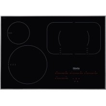 KM 6360 Induction Cooktop with PowerFlex cooking area for maximum versatility and performance.