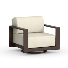 Swivel Chat Chair - Cushion