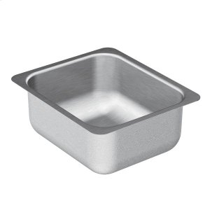 "2000 Series 12""x14"" stainless steel 20 gauge single bowl sink Product Image"