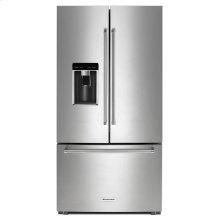"23.8 cu. ft. 36"" Counter-Depth French Door Refrigerator - Stainless Steel"