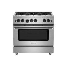 "36"" Culinary Series (RCS) Sealed Burner Range"