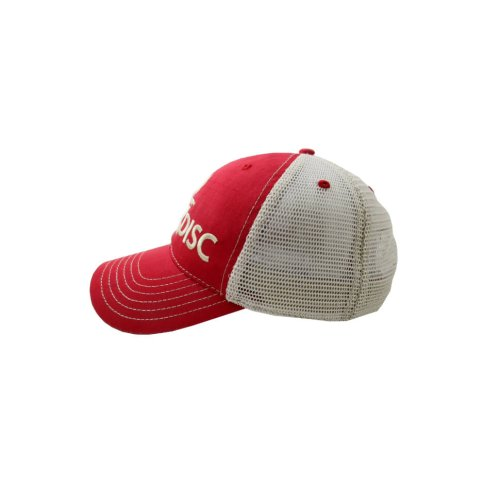Fireman Red Traditional Trucker Hat
