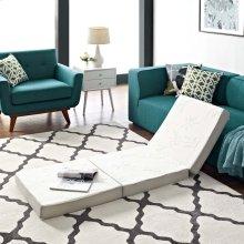 Relax 25 x 75 x 4 Tri-Fold Mattress Topper
