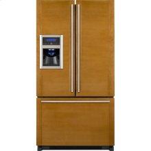 20 cu. ft. Cabinet-Depth French Door Refrigerator with External Dispenser  Refrigeration  Jenn-Air