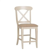 Uph X Back Counter Chair (RTA)