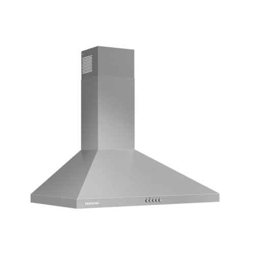 "30"" Wall Mount Hood in Stainless Steel"