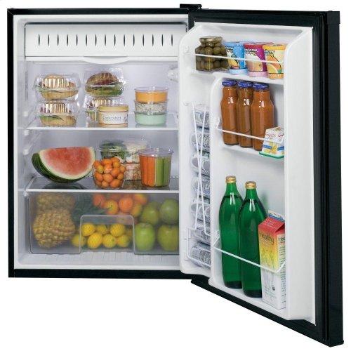 GE® 5.6 Cu. Ft. 12 Volt DC Power Compact Refrigerator