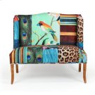 Vesta Bird Collage Settee Product Image