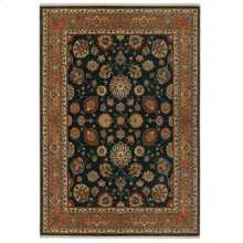 Sultana Navy Rectangle 5ft 9in X 9ft