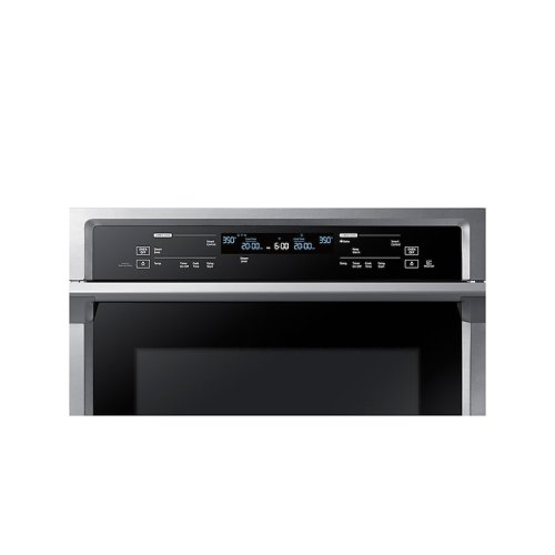 """30"""" Double Wall Oven in Stainless Steel"""