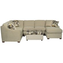 Hickorycraft Sectional (F9332-Sect)