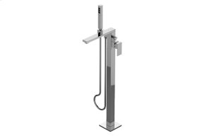 Incanto Floor-Mounted Tub Filler Product Image