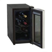 Model EWC801 - 8 Bottle Thermoelectric Counter Top Wine Cooler