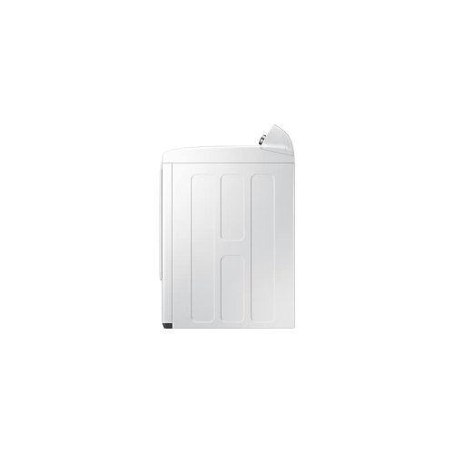 7.4 cu. ft. Electric Dryer in White
