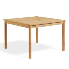 "42"" Square Table - Teak"