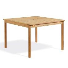 """42"""" Square Table - Teak"""