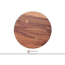 Bistro Top Parota Wood