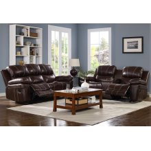 Legato Power Recliner Console Loveseat