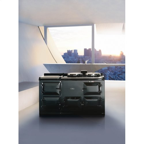 Pearl Ashes 4-Oven AGA Cooker (gas) Cast-iron range cooker