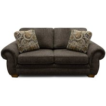 Walters Loveseat with Nails 6636N