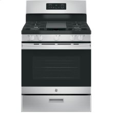 "30"" Free-Standing Steam Clean Gas Range"
