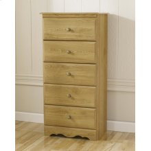 5-Drawer Chest - Tall