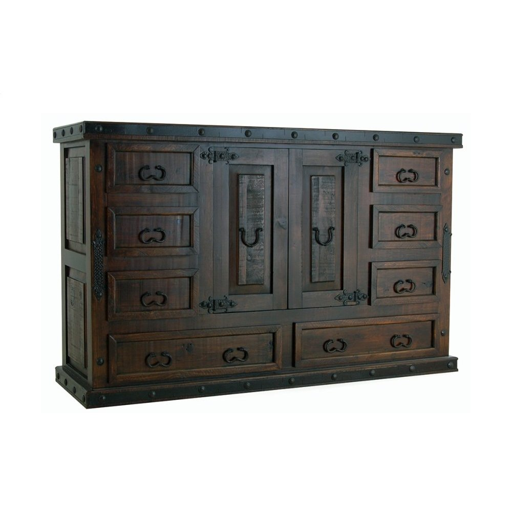 Gran Hacienda 8 Drawer Dresser