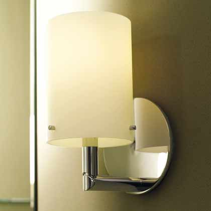 Sine Single Light - Satin Nickel