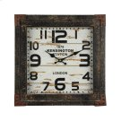 TimeTrack Wall Clock Product Image