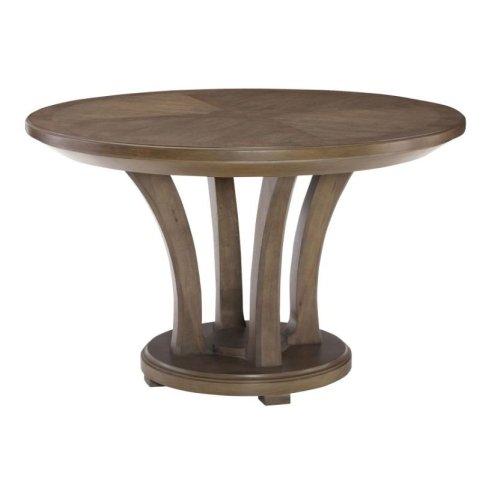 "48"" Round Table -regular Height"