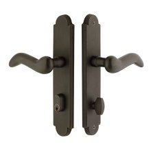 """Arched Keyed Stretto 2"""" x 10"""""""