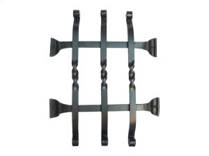 """GRILL - OVERSIZE TWIST BAR 18"""" x 14.25"""" Product Image"""