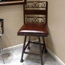 Wought Iron Barstool 1201 B Product Image