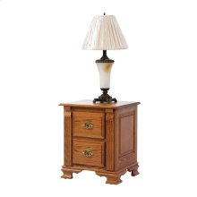 Journey's End 2 Drawer Nightstand