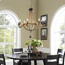 Coronet Chandelier in Brown Product Image