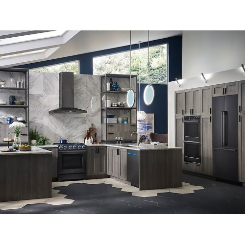 """30"""" Flex Duo Chef Collection Double Wall Oven in Stainless Steel"""