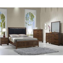 Belmont Wood Bedroom