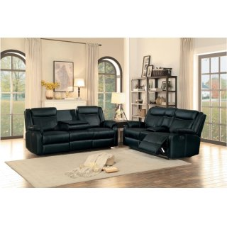 Jude Reclining Loveseat w/ Center Console