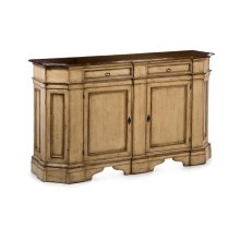 Country Italian Baroque Sideboard