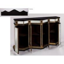 """Cabinet , 4 Doors 66x16x38"""""""