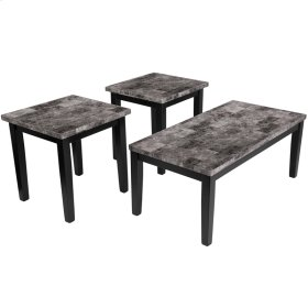 Signature Design by Ashley Maysville 3 Piece Occasional Table Set [FSD-TS3-43FM-GG]