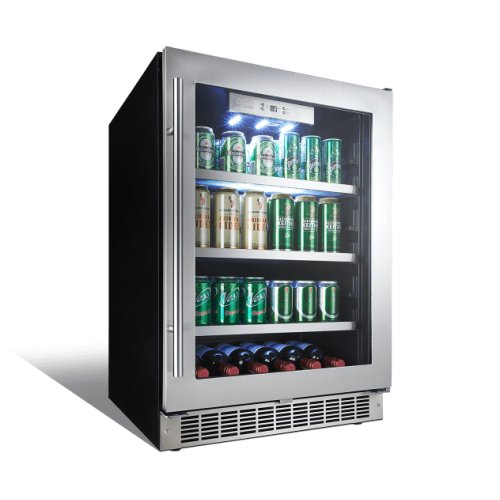 "Saxony 24"" single zone beverage centre."