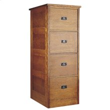Four Drawer File Unit