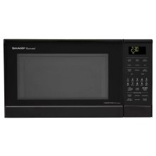 Sharp Carousel Countertop Convection + Microwave Oven 0.9 cu. ft. 900W Black