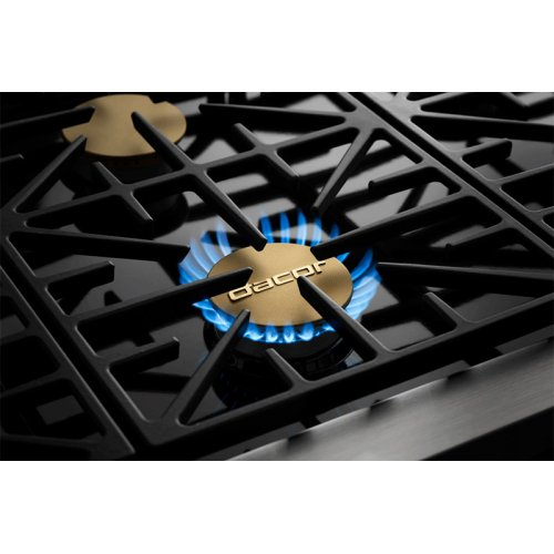 "36"" Heritage Gas Pro Range, Silver Stainless Steel, Liquid Propane/High Altitude"