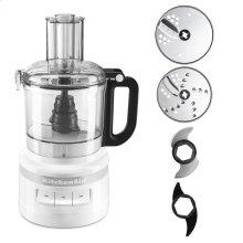 7 Cup Food Processor Plus - White