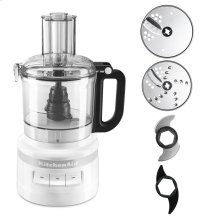 7 Cup Food Processor Plus - White